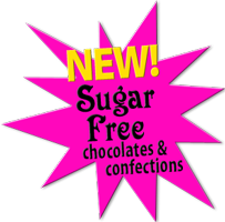 New sugar free kosher chocolates