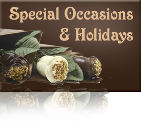 special occasions and holidays - high end kosher chocolate